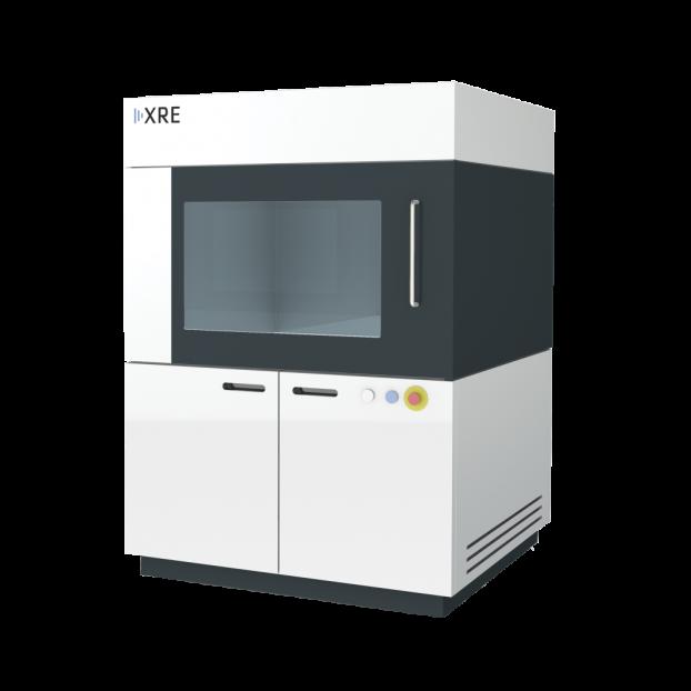 DynaTOM X ray scanner dynamic in situ ct system XRE